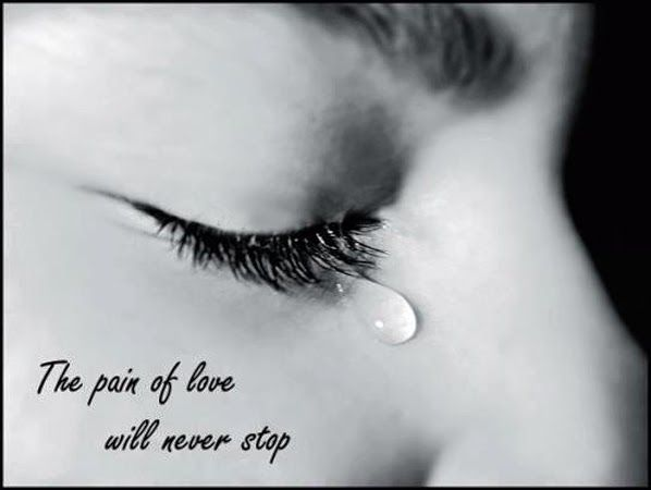 Pain Of Love Sad Girl Crying Love Sad Love Sad Love