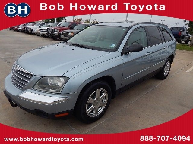 A Lot Of Miles Used 2005 Chrysler Pacifica For Sale Oklahoma