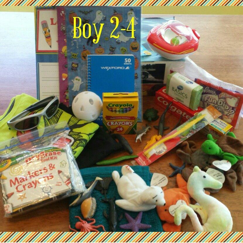 Boy 2-4 | Operation Christmas Child | Pinterest
