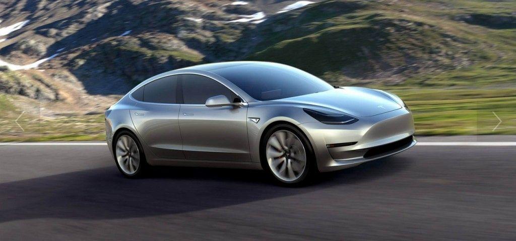 Het succes van Model 3, de betaalbare elektrische auto van Tesla ...