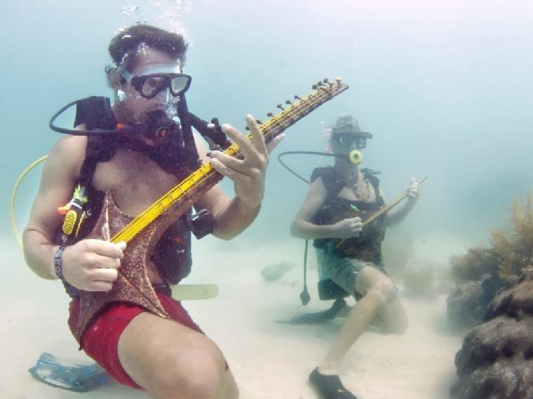 underwater-music!
