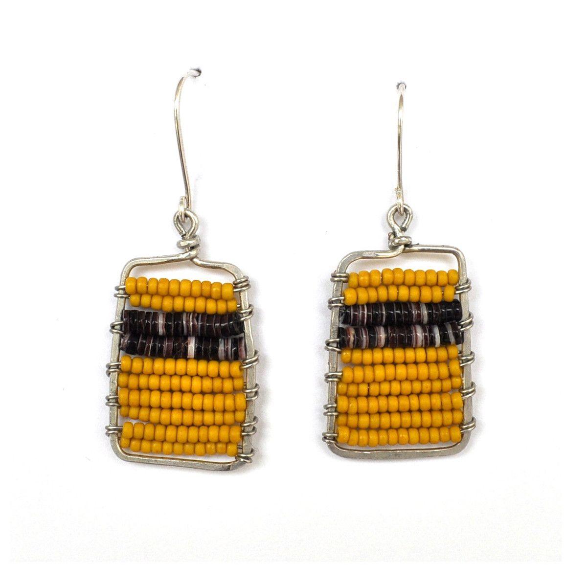 Fab.com | Oyster Shell Earrings Sterling