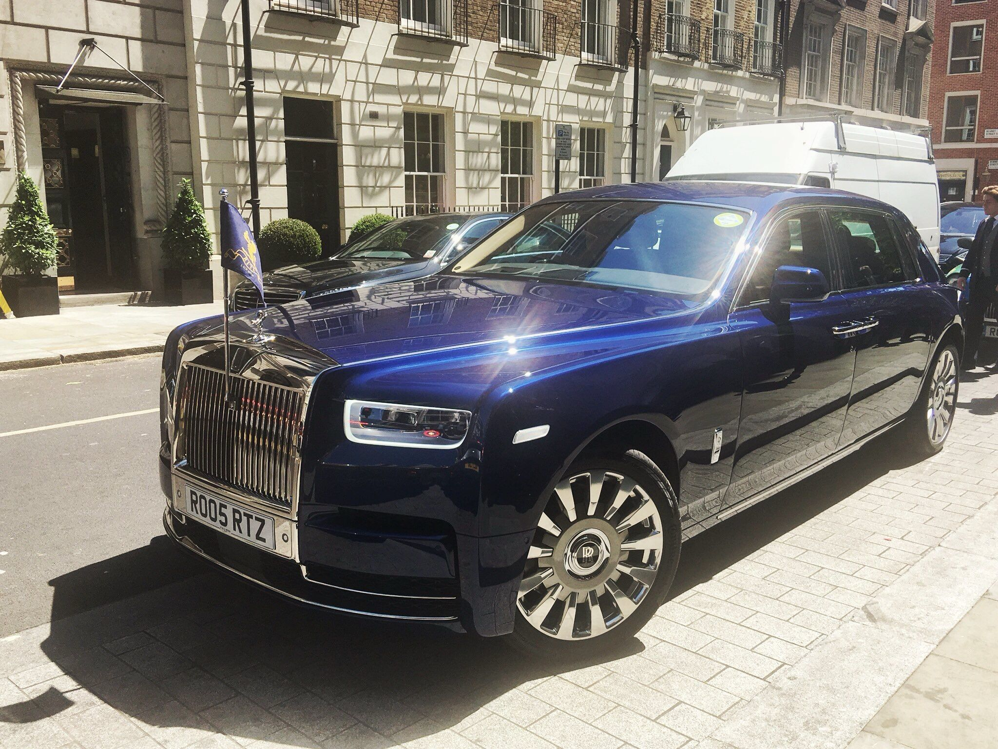 Brand New Ritz Rolls Royce 8th Generation Phantom Ewb Custom Made