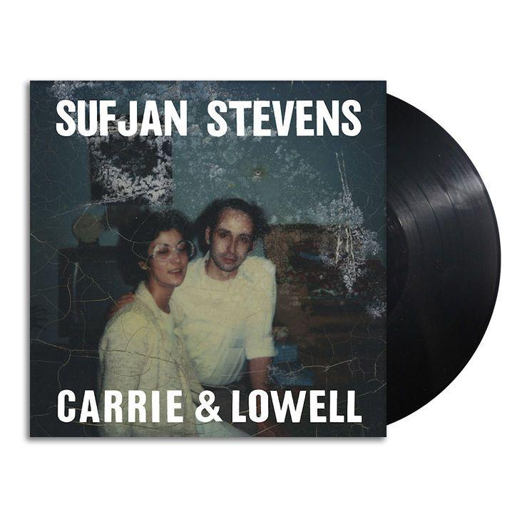 Sufjan Stevens - Carrie and Lowell Vinyl LP Black Sealed ...