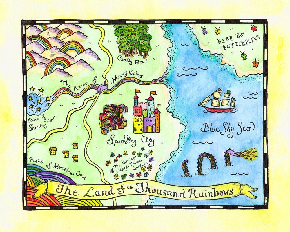 the explorers notebook fantastical cartography maps and artwork
