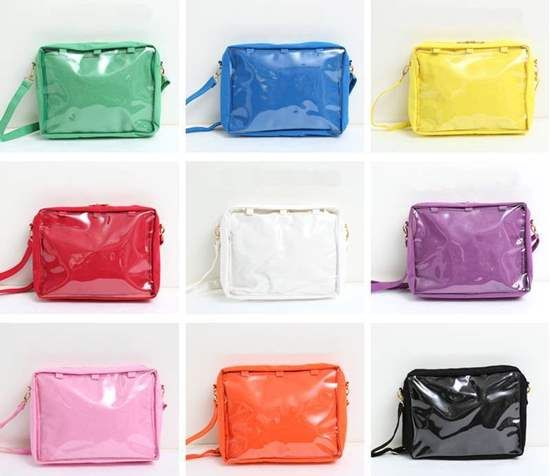 A Anese Arel Company Has Whole Line Of Ita Bags Ready To Be Filled