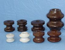 Ceramic Spool Insulator Porcelain Insulator Insulation Glass Insulators