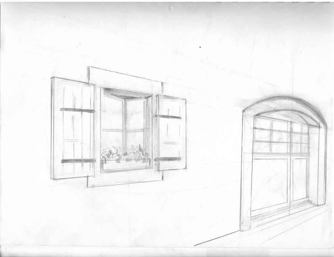 Open Door Drawing Perspective To Open Door Drawing Perspective Design Ideas 14254 Drawings Design Doors