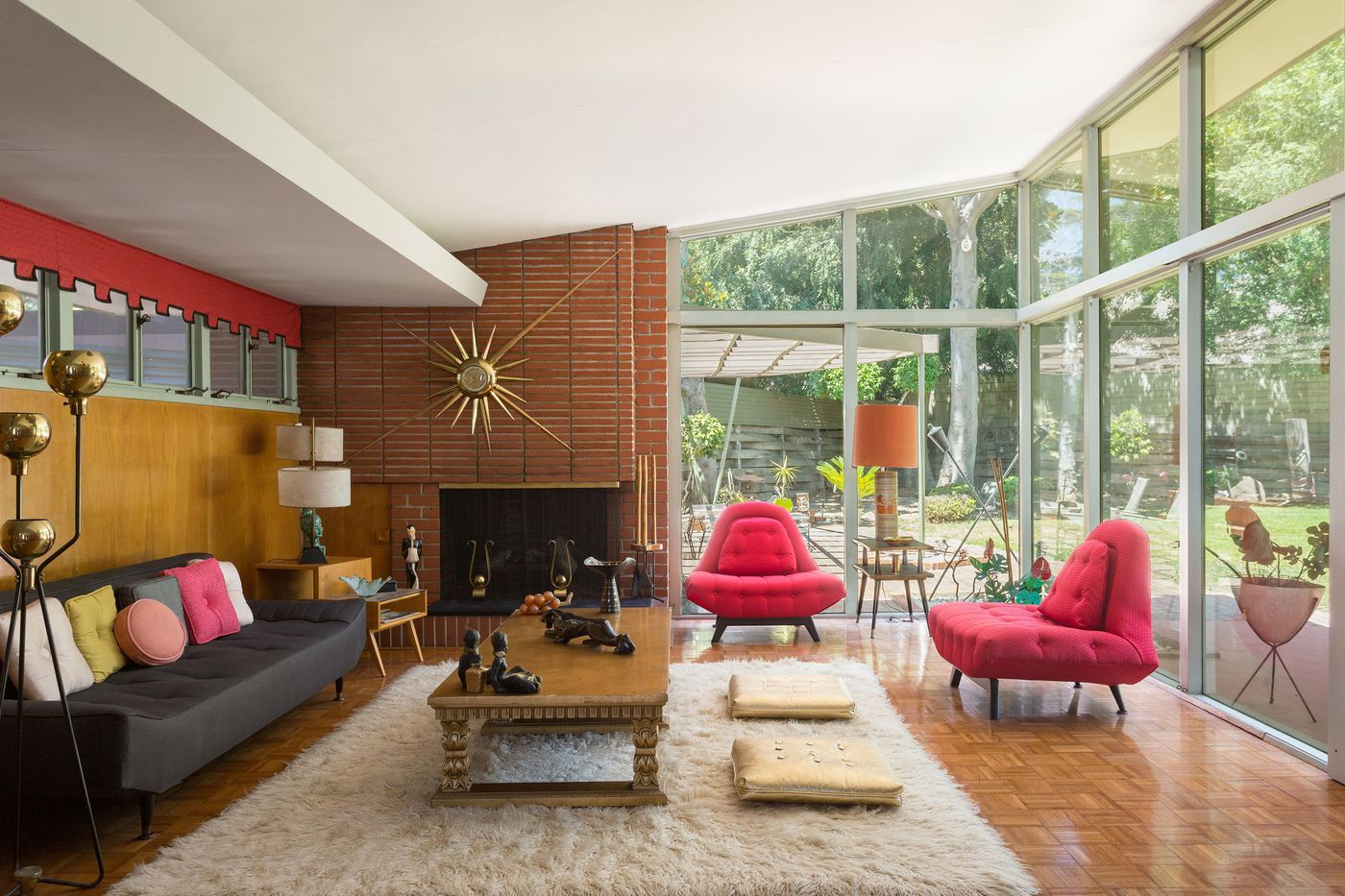 Paul Williams midcentury modern house for sale in Ontario for $1.1M - Curbed LA