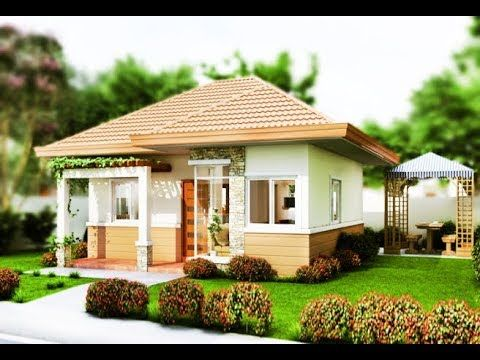 Top 11 Beautiful Small House Design With Floor Plans And Estimated Cost Small House Design Beautiful Small Homes Affordable House Design