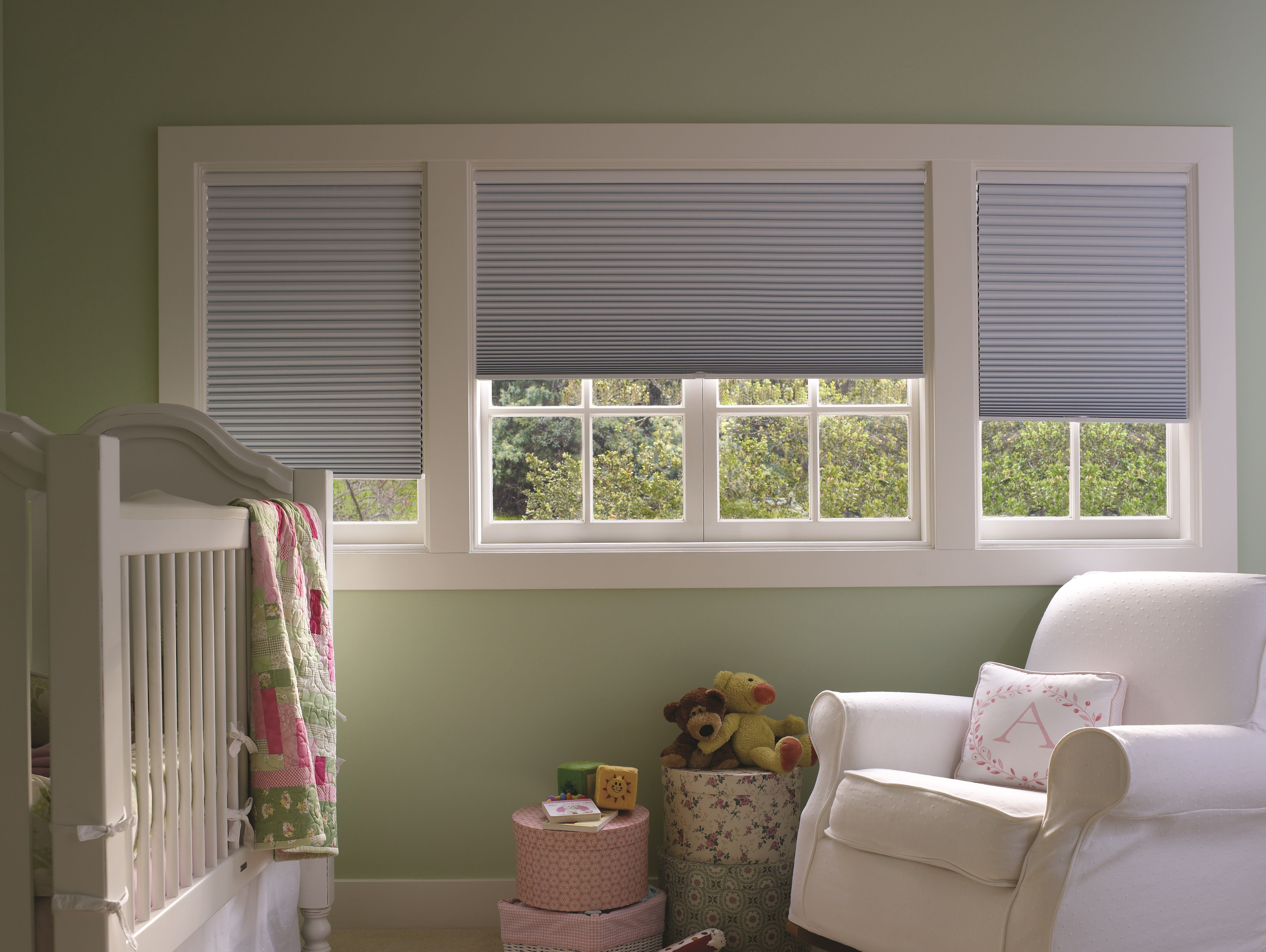 Our Shades Can Be Motorized Making Them An Ideal Solution For Homes With Small Children And Pets T Kid Room Decor Custom Window Coverings Window Coverings