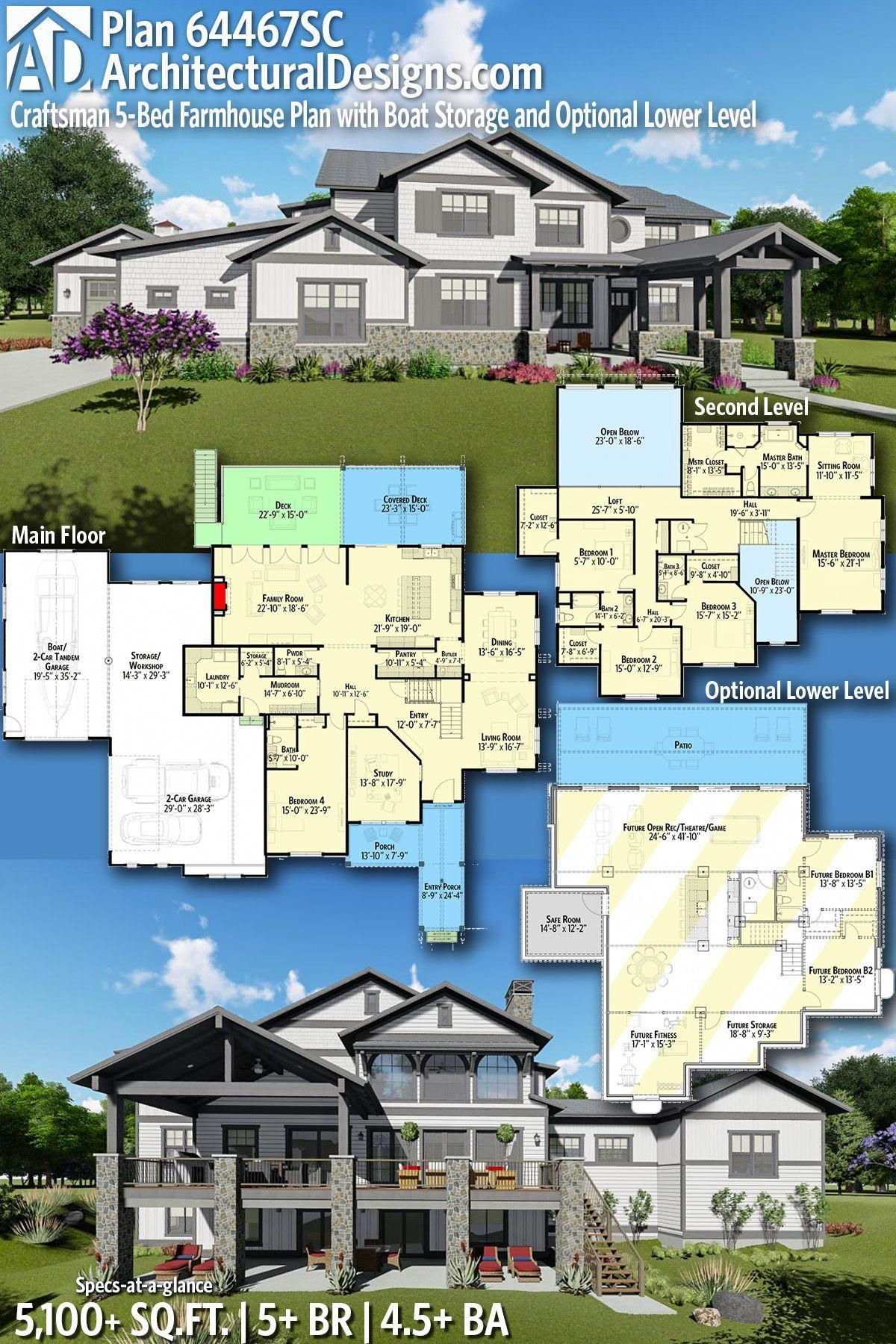 Dream Houses Inside And Out Dreamhouses Craftsman House Plans Craftsman House House Plans