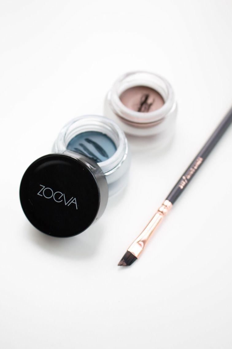 NEW IN BEAUTY: ZOEVA CREAM EYE LINERS. www.molliemanning.co.uk #bbloggers #zoeva #makeup #beauty #products