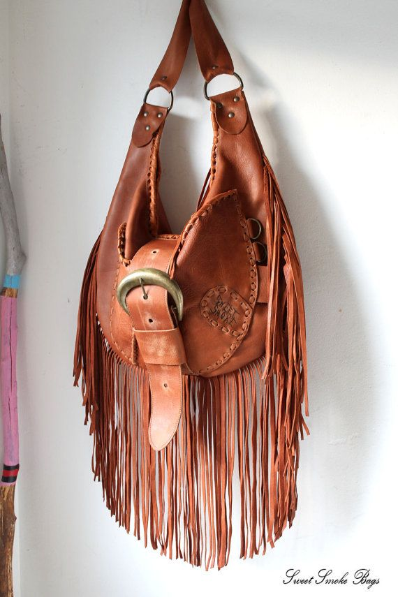 268c01e17c RESERVED bag payment for Michelle Rusted brown orange leather hobo bag  fringe fringes asymmetrical tribal autumn fall bohemian