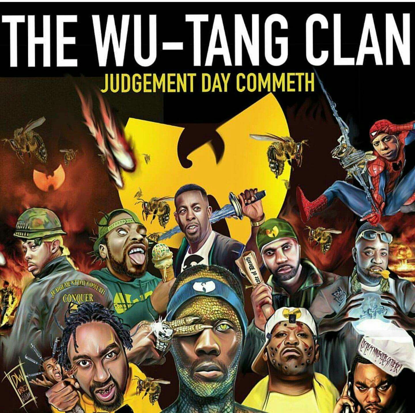 Pin by heidi taylor on all i do is wueverythang wu tang wutang hip hip digital paintings rapper comic book artwork graffiti graphic novels art work pooptronica