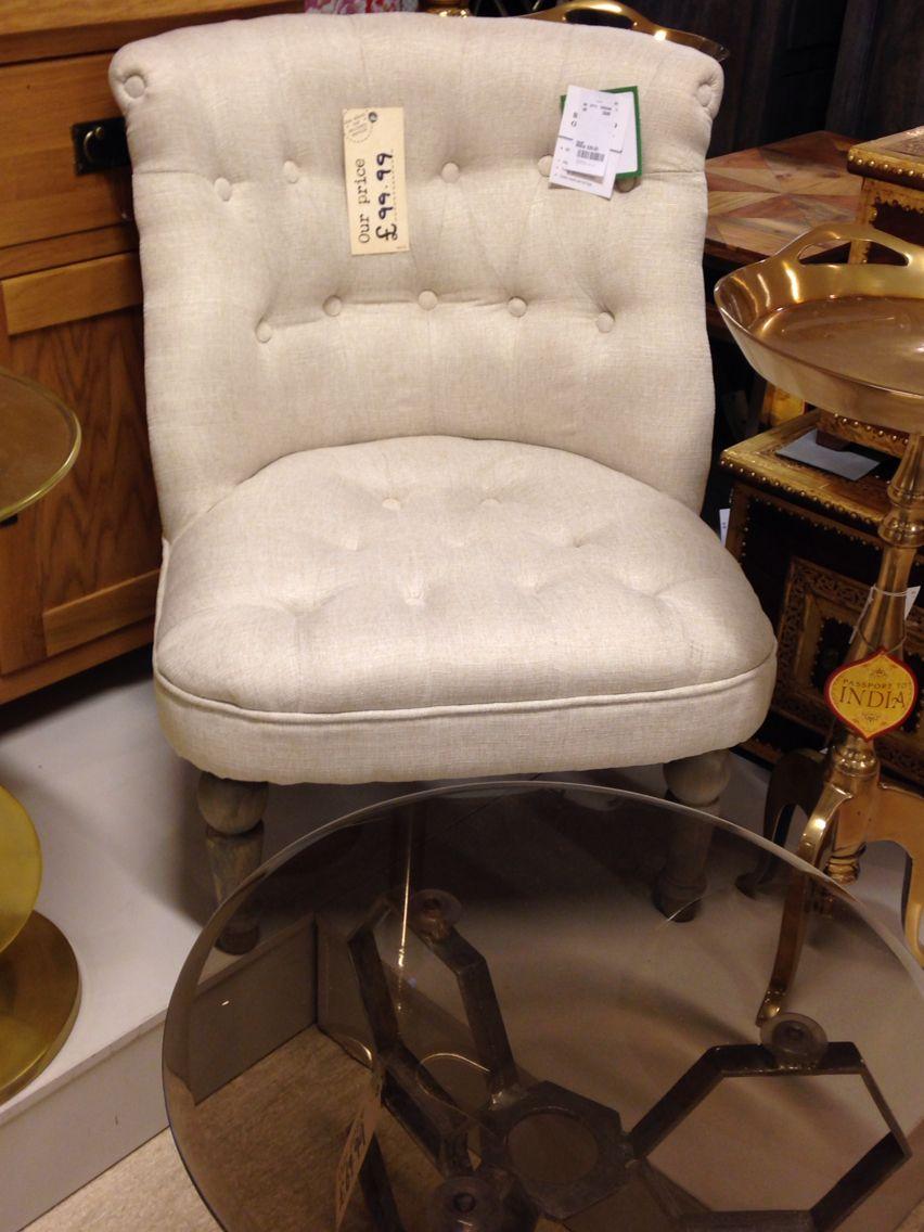 Lounge Chair Perhaps TK Maxx