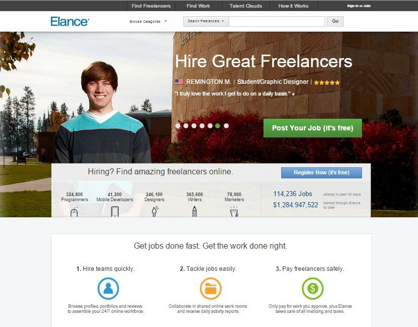 7 Best Freelance Sites To Find Online Jobs Online jobs