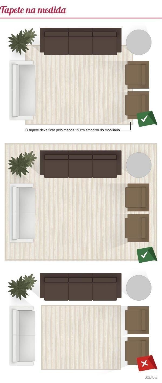 Como Usar Tapete No Quarto Pesquisa Google For Home Pinterest  -> Tapete Sala E Quarto