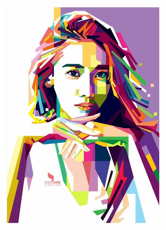 WPAP YOONA - #popart #art #illustration #artwork #snsd #girlsgeneration #vectorart #opparudy