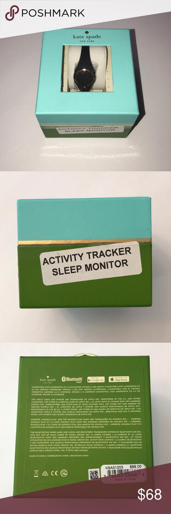 ♠️KATE SPADE ACTIVITY TRACKER♠️ Activity tracker/sleep