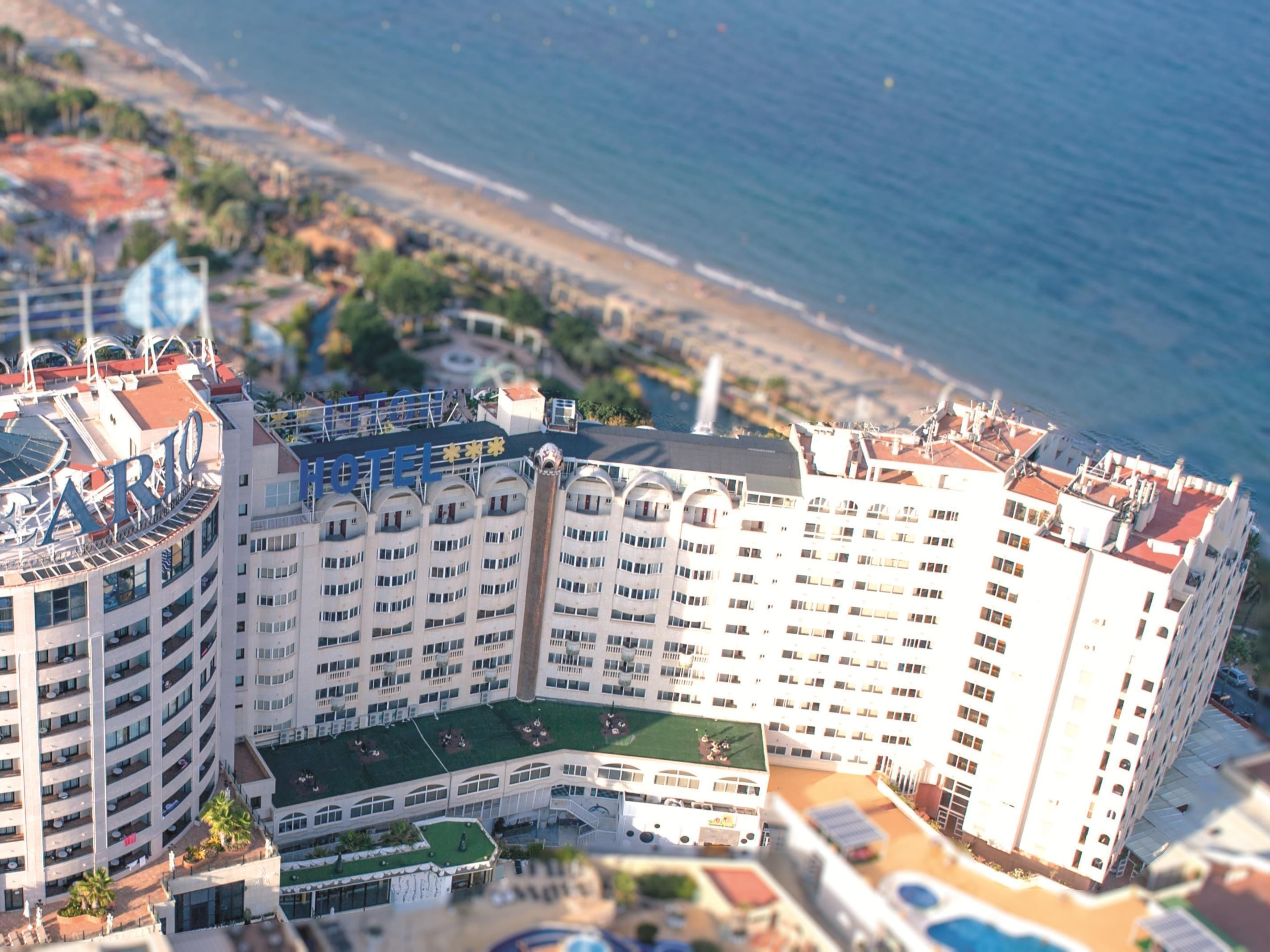 Oropesa Del Mar Hotel Marina D Or 3 Spain Europe Hotel Marina D Or 3 Is Conveniently Located In The Popular Marina D Or Area The P Europe Hotels Hotel Europe