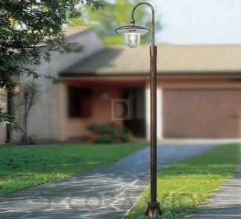 Светильник уличный напольный  Ferroluce Latina, A672 TE