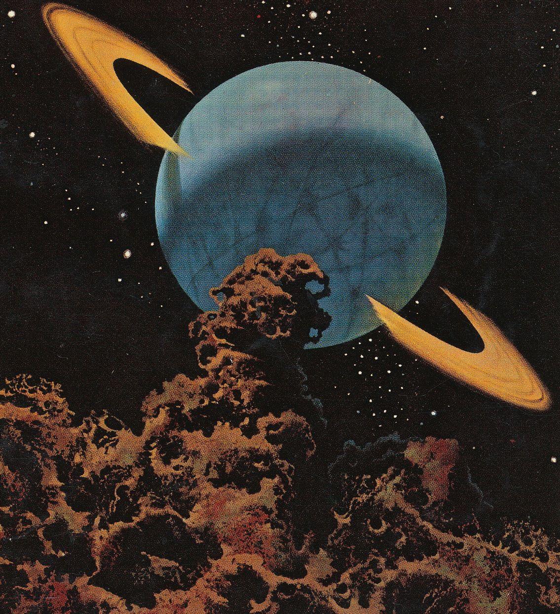 Retro Science Fiction Artwork Hd Space Art Science Fiction Art Art