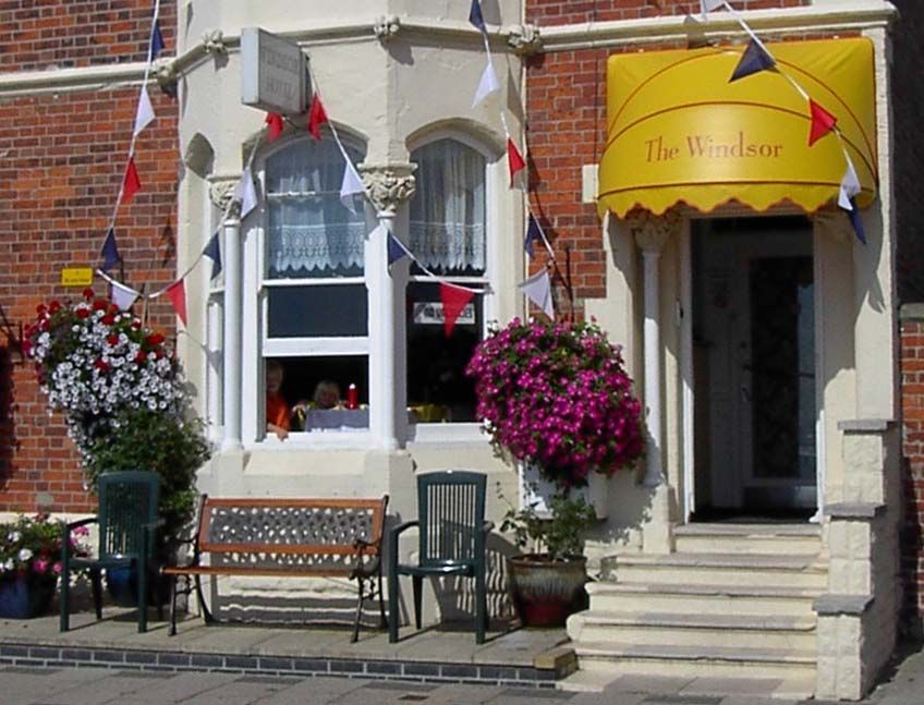 Hotels In Weymouth Uk Guest House Bed And Breakfast