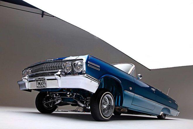 1963 Chevrolet Impala Vid Speredi Nizkij In 2020 Chevrolet Impala Impala Chevrolet