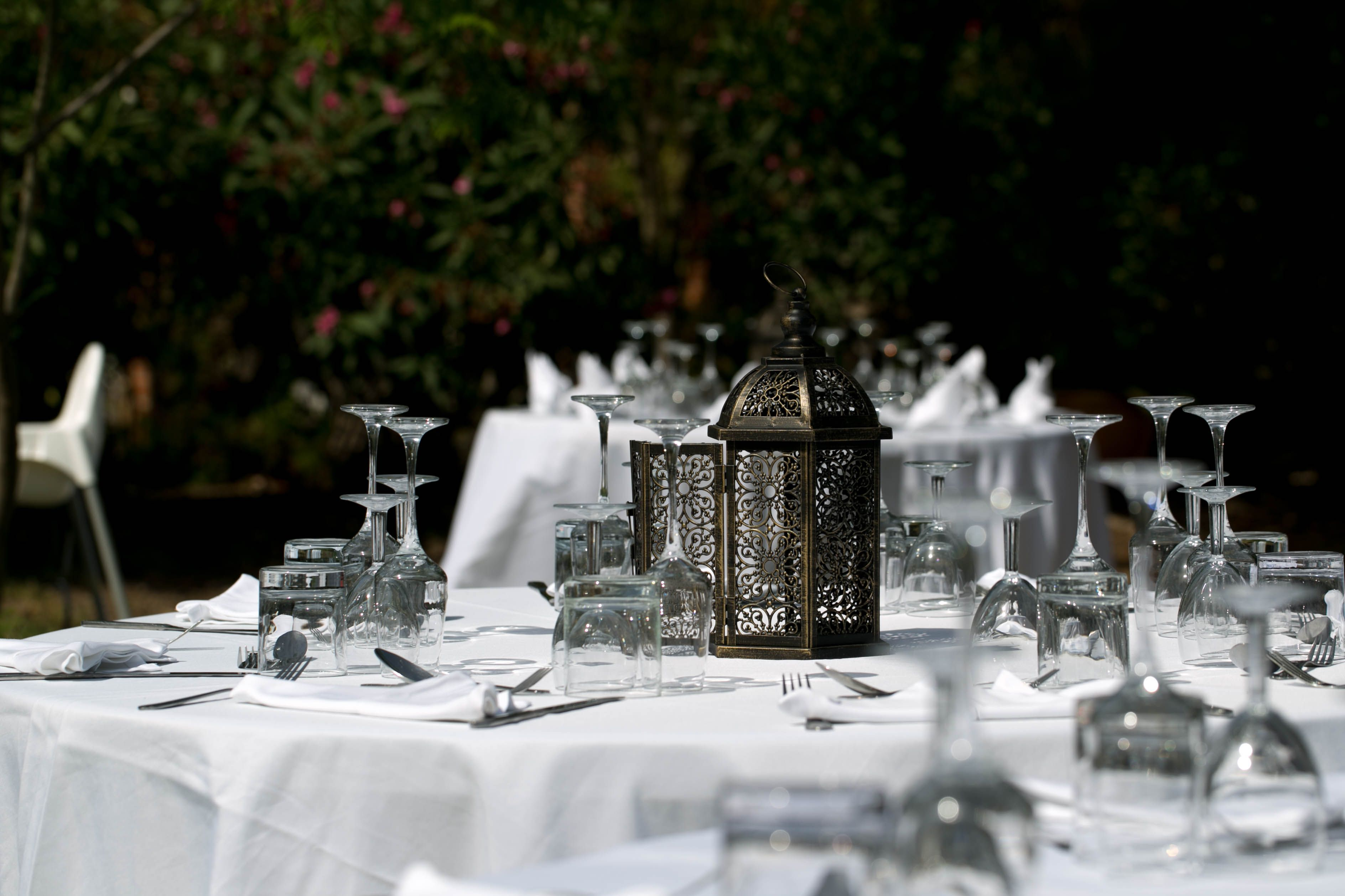 Spanish Wedding Planner. Wedding Table Decoration