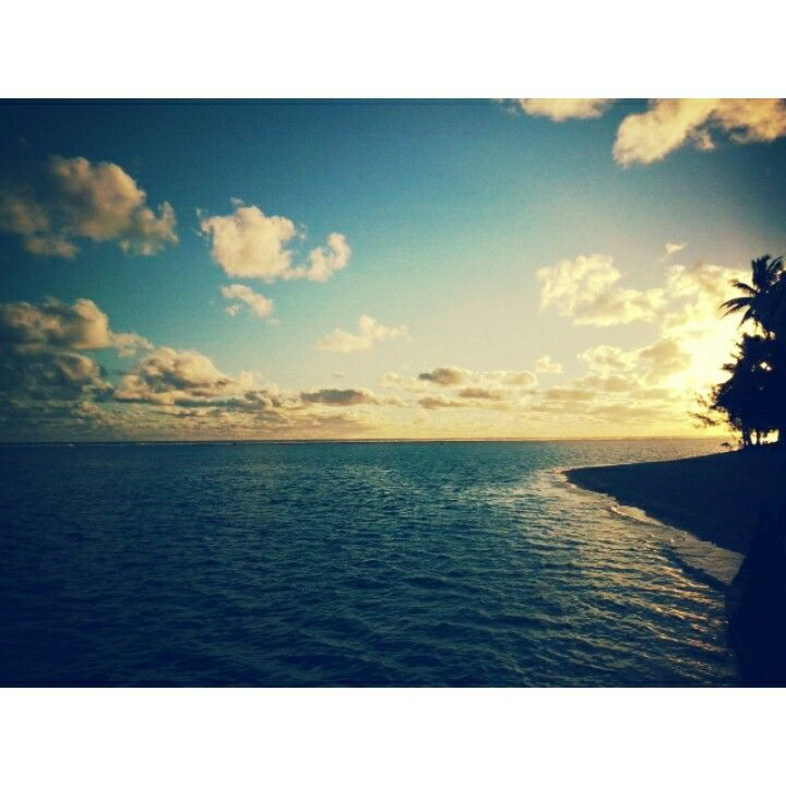 Cook Islands Rarotonga Beach: Rarotongan Beach Resort Rarotonga