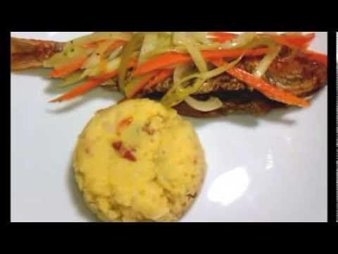 Jamaican turned cornmeal recipe video youtube food for the soul jamaican turned cornmeal recipe video youtube forumfinder Choice Image