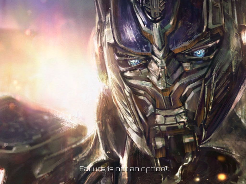 screenshot this on my ipad in transformers 4 game :p | more than
