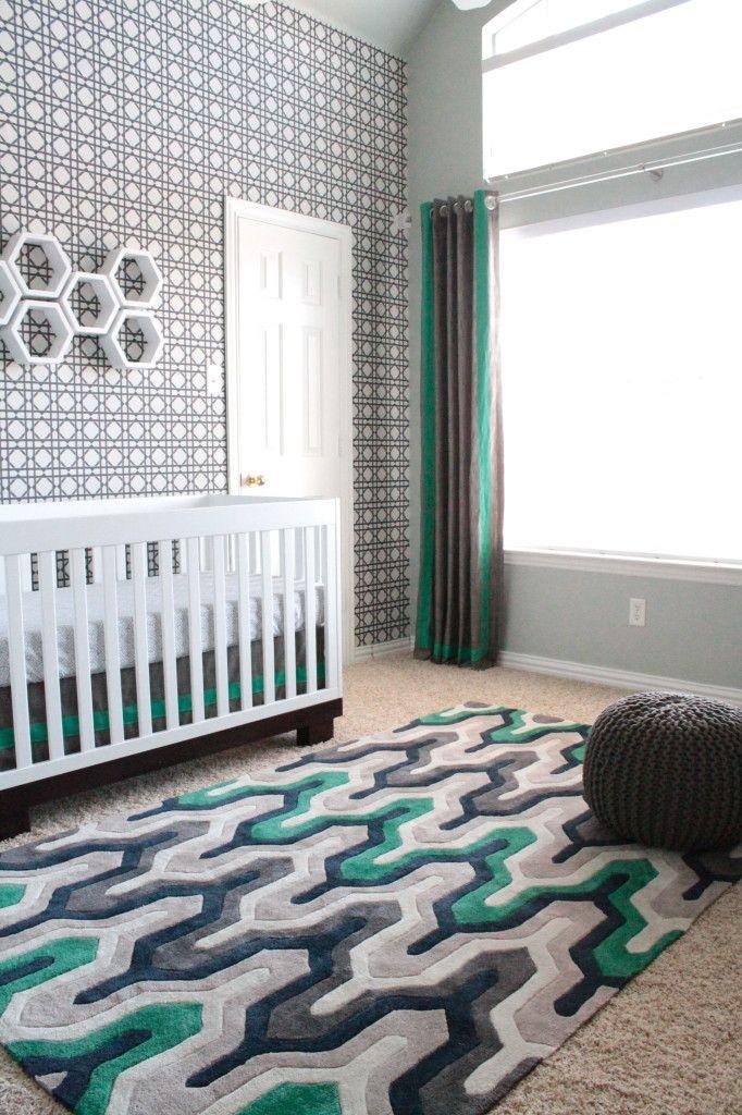 Amazing Boy Nursery: Nursery Room, Nursery, Baby Boy