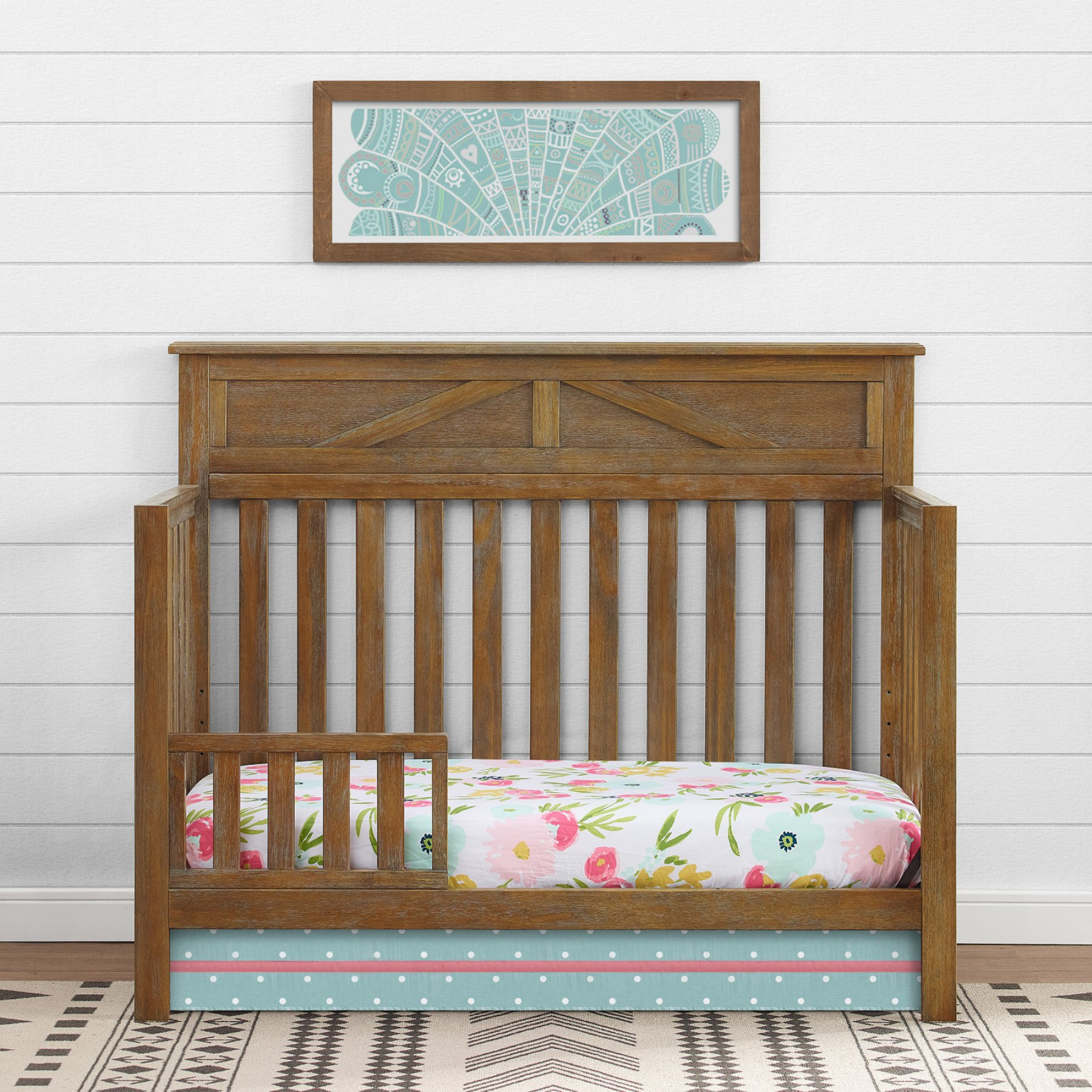 Baby Relax Hathaway Crib Conversion Rail  Da7871 5