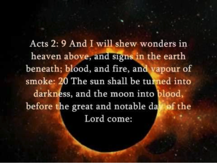 red moon bible quote - photo #28