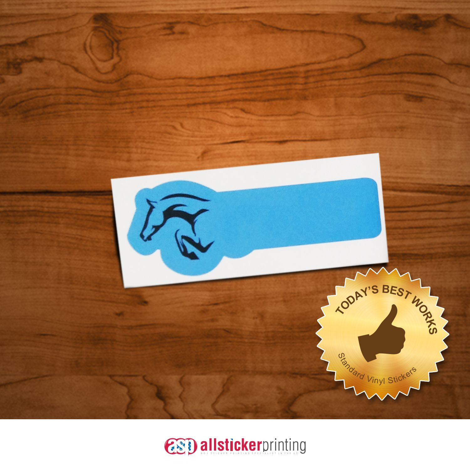 Start Making Your Own Name On Business World Then Use Stickers - Promotional custom vinyl stickers business