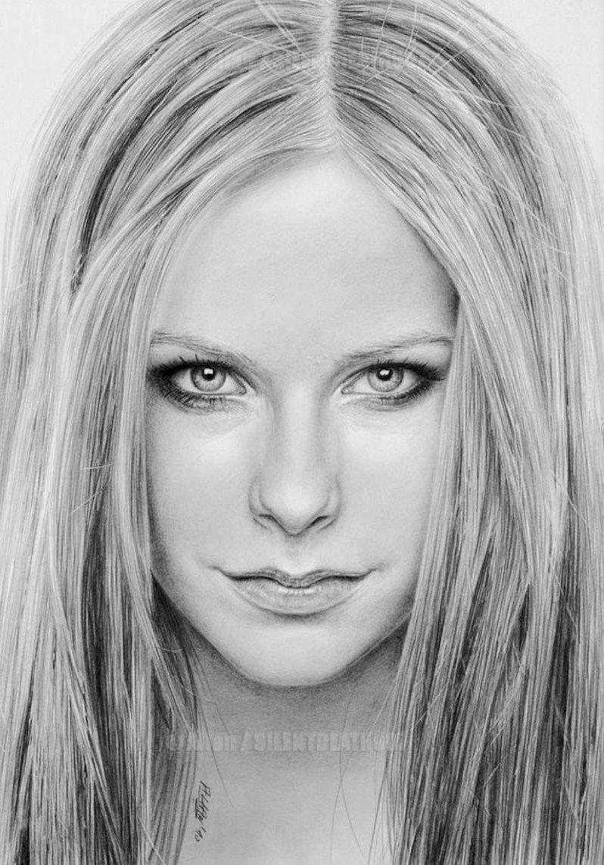 rostro de mujer dibujo  Buscar con Google  rostros  Pinterest