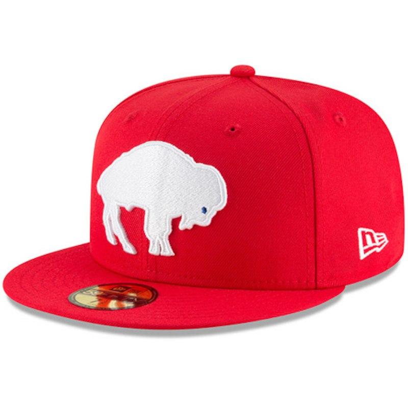 the best attitude a769b a8c24 Buffalo Bills New Era Toddler Team Classic 39THIRTY Flex Hat – Royal Red