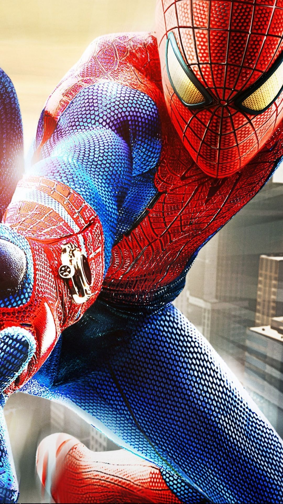 Spiderman Android Wallpaper (Dengan gambar)