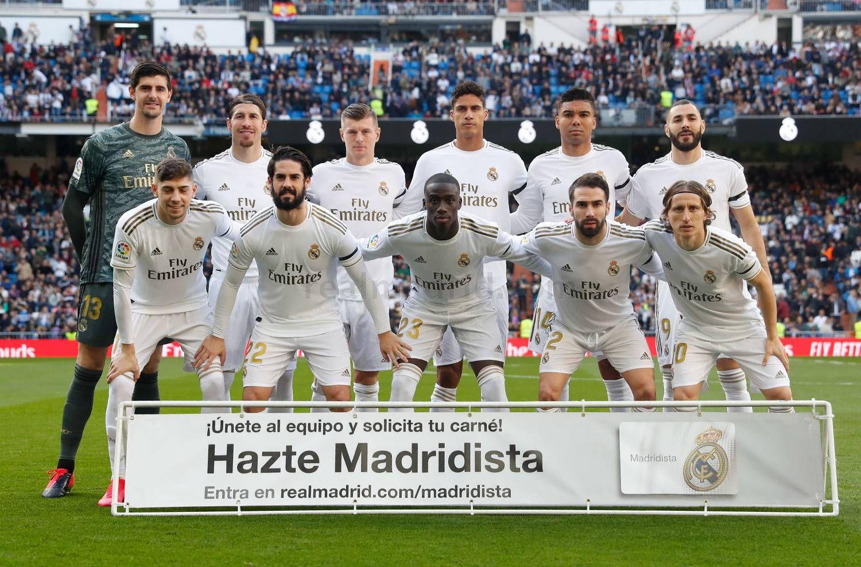 Real Madrid Cf Web Oficial Del Real Madrid Cf Jugadores Del Real Madrid Equipo Real Madrid Equipo De Fútbol