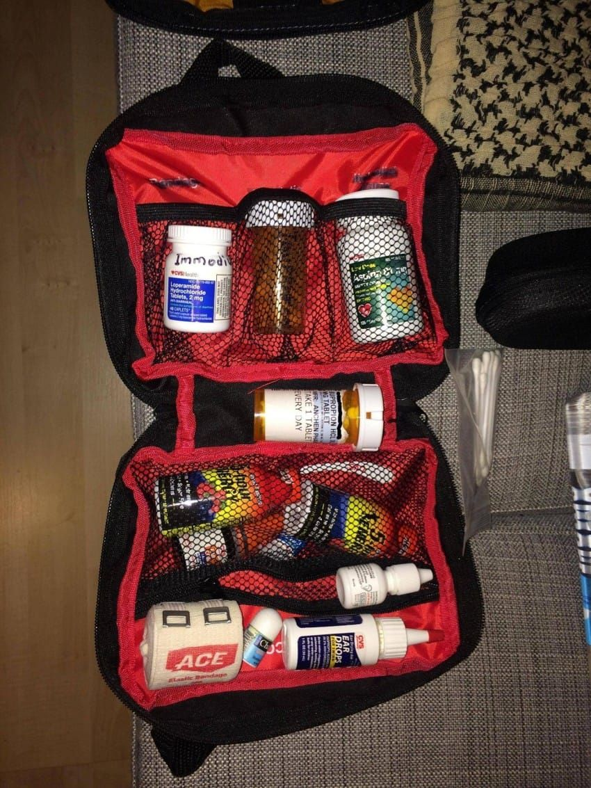 Prepper Reveals What He Always Keeps In His Backpack In Case Of An Emergency Prepper Emergency 72 Hour Kits