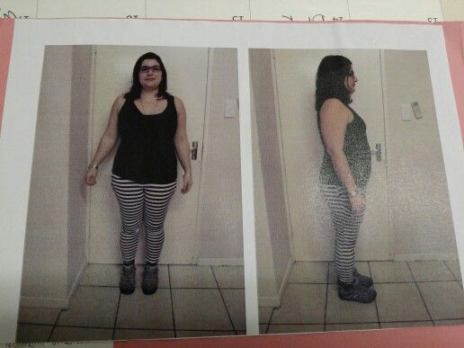 Me on my first apointement with my 88.6 kg 14.07.2014