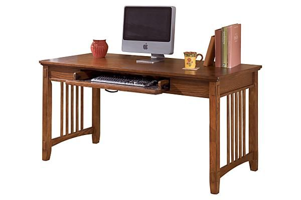 The Cross Island Desk From Ashley Furniture Home Afhs