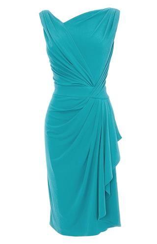 BHS green Grecian dress - Wedding guest dresses - MSN Her UK ...