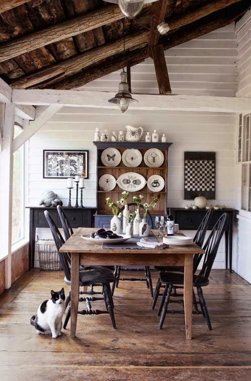 9 fotos de decoración de comedores rústicos | architecture ...