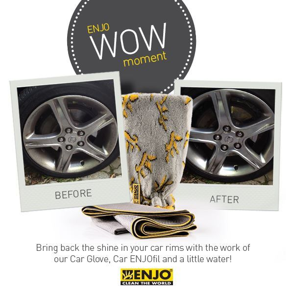 Enjo Your Car No Bucket Needed And No Need For Suds