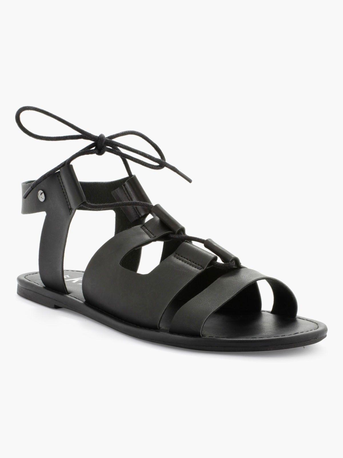 découvrez les caractéristiques du produit sandales plates avec
