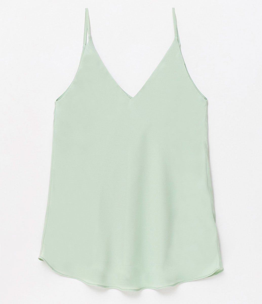 Sleeveless Top - Oblivious One by VIDA VIDA High-Quality Cheap Clearance 2018 Newest Sale Comfortable Outlet Manchester Great Sale M0VdF