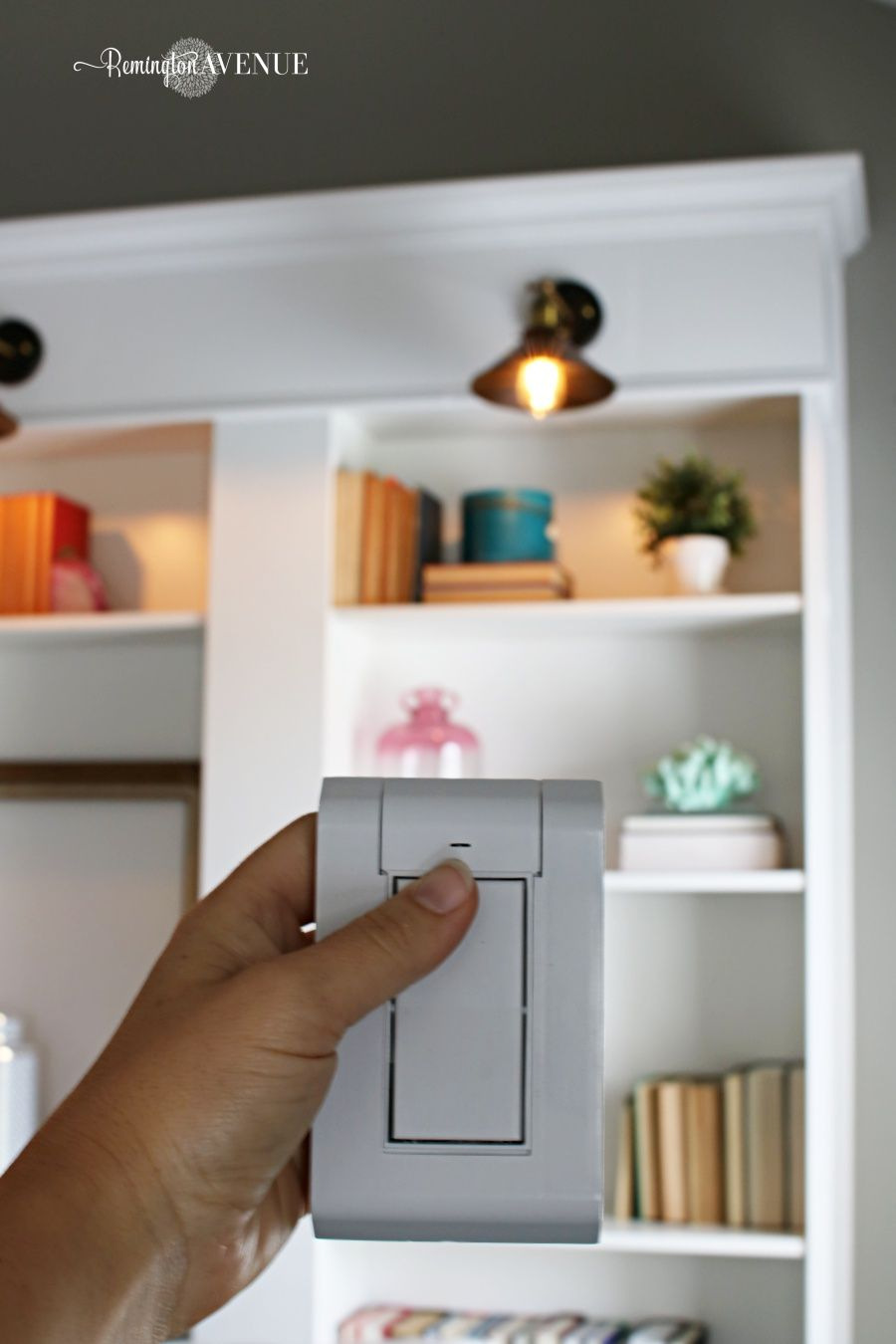 How To Convert Hard Wired Light Fixtures Into A Plug In